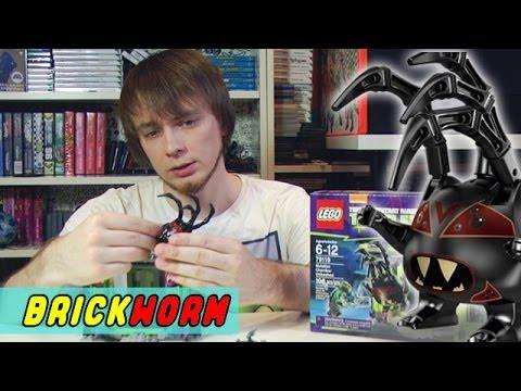 LEGO Черепашки! #7 - Mutation Chamber Unleashed (Lego TMNT) - Brickworm