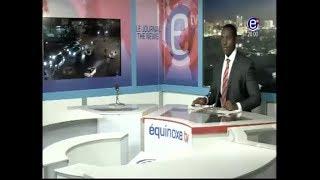 JOURNAL 20H - ÉQUINOXE TV DU LUNDI 04 DÉCEMBRE 2017