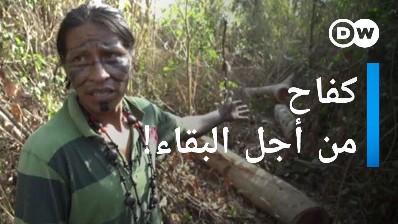 محاربو الغوجاجارا في البرازيل | وثائقية دي دبليو - وثائقي أمازون