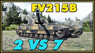 World of Tanks | FV215b - 6 Kills - 8.3K Damage