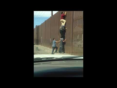 Jumping the US Border