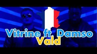 FRANCE RAP REACTION: Vald - Vitrine ft. Damso | German reacts