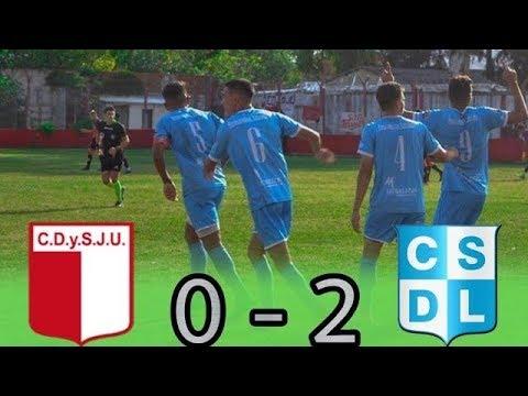 Primera D : JUVENTUD UNIDA 0 - 2 LINIERS (Los Goles)