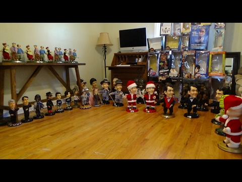 My Gemmy Pop Culture Series Collection! (EDITION #2) (Plus Others)