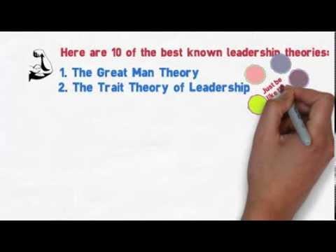 Ten Leadership Theories in Five Minutes
