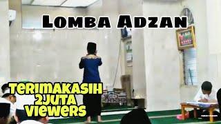 Farhat Mushofi - Juara 1 Lomba adzan ( Jakarta Selatan )