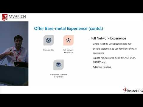 Offering Bare-Metal Performance and Scalability on Cloud