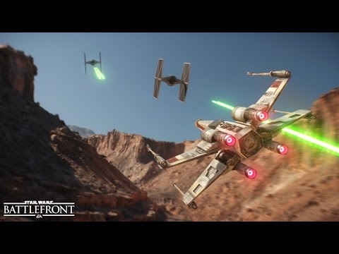 What do Star Wars Battlefront and The Vanishing of Ethan Carter have in common?