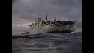 Video Creepy Ghost Ship Sails The World's Seas Unmanned For 38 Years download MP3, 3GP, MP4, WEBM, AVI, FLV September 2017