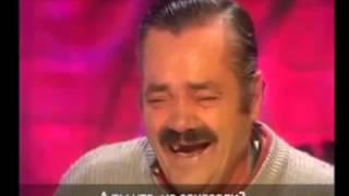 Мексиканец о доставке роллов (Risitas y las paelleras)