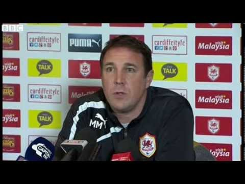 Cardiff manager Malky Mackay feared Vincent Tan would sack him
