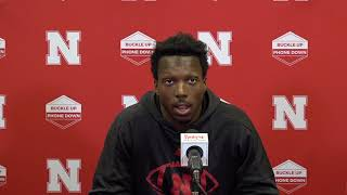 Deontai Williams Tuesday Press Conference