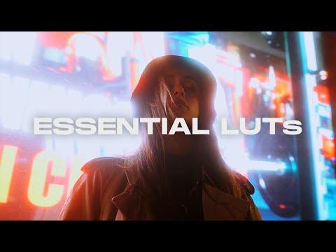 Essential LUTs by Euphoria Cartel