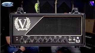 Victory Silverback Amp Multi Style Demo