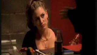The Sopranos - Adriana Sits in a broken chair