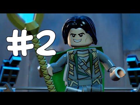 ÜVEY KARDEŞ LOKİ! - LEGO Marvel's Avengers - Part 2(Türkçe Gameplay) HD