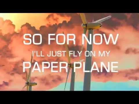 Scarlet Avenue - Paper Plane (Official Lyric Video)