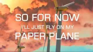 Scarlet Avenue - Paper Plane (Official Lyric Video)