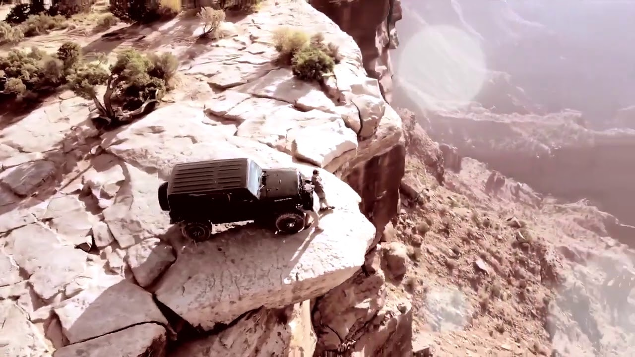"""Get Away From It All"" Jeep Spec Commercial"