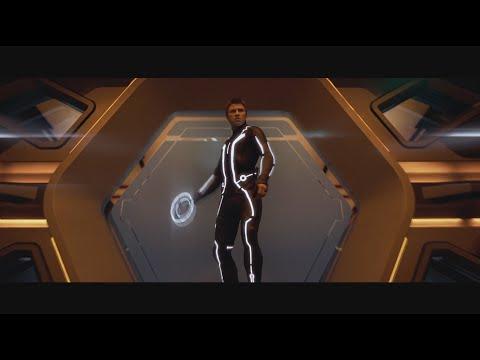 Tron Legacy - Disc Wars Scene (Music Only) [HD]