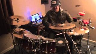 "System Of A Down "" Sad statue"" Drum cover!"
