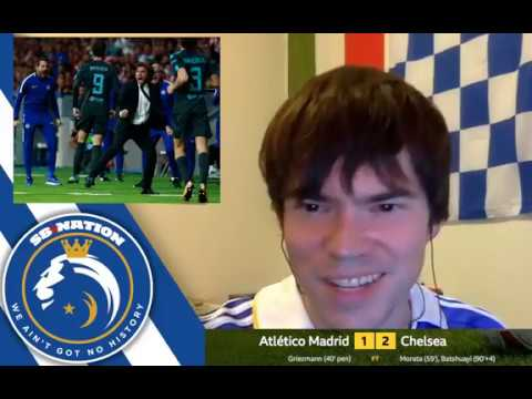 Atlético Madrid 1-2 Chelsea: Post-match reaction