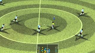 Gameplay winning eleven 9 classico pc