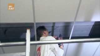 видео потолочные плиты армстронг характеристики виды
