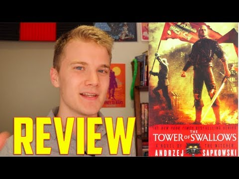 TOWER OF SWALLOWS (Book 6 of THE WITCHER series) by Andrzej Sapkowski- Book Review thumbnail