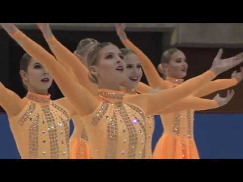 Team Fintastic (FIN) - Short Program