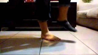 墨爾本鬼步舞教學片(Melbourne Shuffle)重製版   -   by桃園TMS-Glaicer.