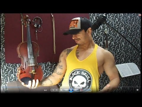 MC Lan - Rabetão by Douglas Mendes Violin Cover