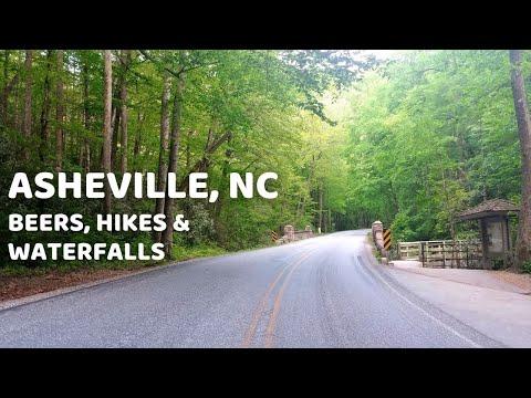 Things To Do   Asheville, North Carolina [Waterfalls - Hiking - Rock Climbing - Breweries]