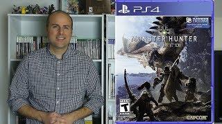 Monster Hunter World Is Selling Like Crazy!