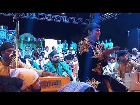 Hamsar Hayat Nizami ! Latest live ! Sumangal arora patiala