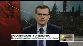 Ambassador Marcin Bosacki on CBC News