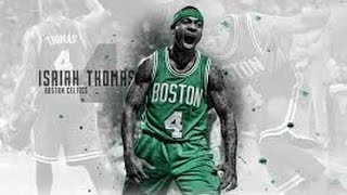 "NBA - Isaiah Thomas 2017 Mix - ""Hall of Fame"" ᴴᴰ"