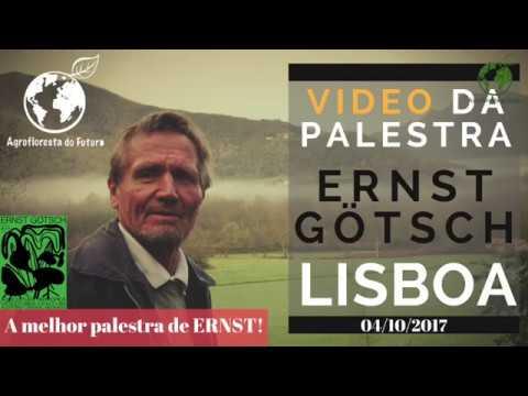 Agrofloresta do Futuro | Agricultura Sintrópica Ernst - A Melhor Palestra  - Lisboa - Portugal