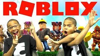 ROBLOX Be A Ninja Parkour Gameplay | Ninja Battle