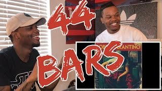 Logic - 44 Bars (Official Audio) - REACTION