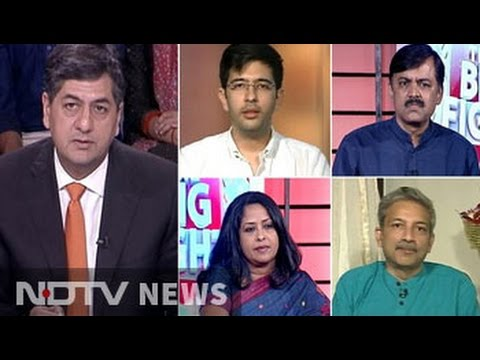 The Big Fight: Is Aam Aadmi Party imploding?