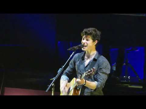Shawn Mendes - IDEKYN/Aftertaste/Kid In Love/I Want You Back (Illuminate World Tour, Orlando)