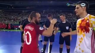 KIF EURO FUTSAL 2018 : Portugal 3 vs Espagne 2 - Finale