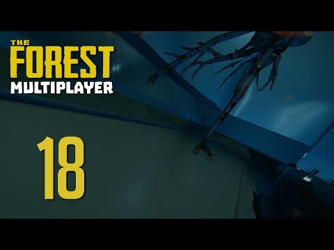 Ep 18 - Miss Cellophane (The Forest v1.0 multiplayer gameplay) [1080p,60fps]
