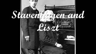 Liszt   Hungarian Rhapsody No 12    Stavenhagen  Piano Roll 1905