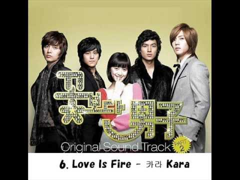 6  Love Is Fire   카라 Kara