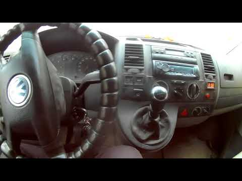 VW TRANSPORTER T5 1.9TDI #ЧЕСТНЫЙ БУС 3
