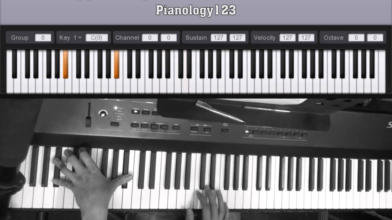 How to play you are my all in all worship piano tutorial youtube how to play you are my all in all worship piano tutorial baditri Images
