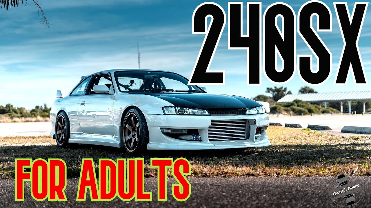 Nissan Silvia S14 - Go Buy One If You Can!