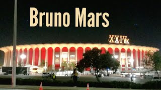 Bruno Mars •LIVE• Uptown Funk * 24K Magic World Tour * @ 11/10/17 The Forum (Inglewood CA)